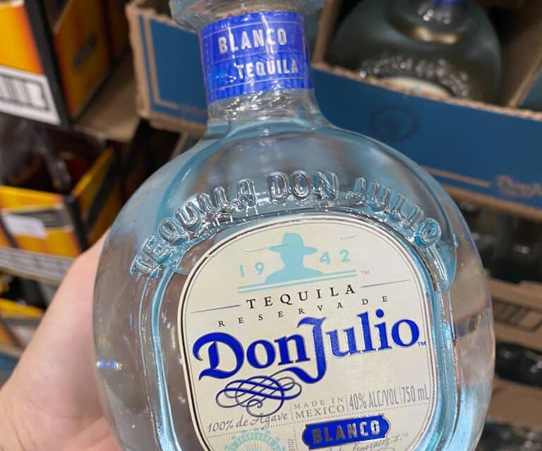Costco Don Julio 1942 Tequila Blanco