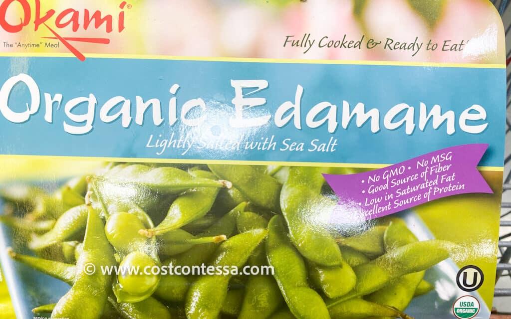 Organic Costco Edamame From Fuji Foods