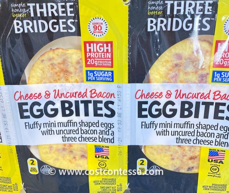 3 Carb Costco Keto Egg Bites