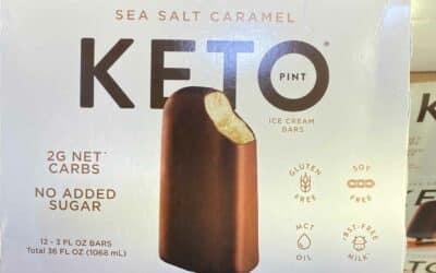Costco Keto Ice Cream Bars