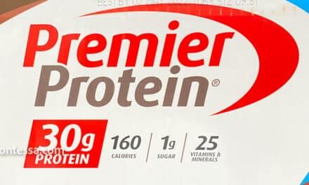 Costco Premier Protein Shakes – Chocolate Keto