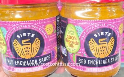 Siete Family Foods Grain Free Red Enchilada Sauce