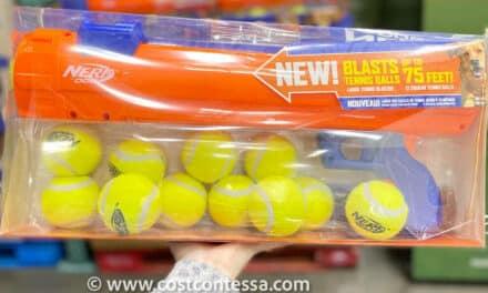 Costco Tennis Ball Nerf Gun