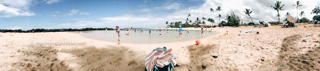 """Costco Travel Grand Hyatt Kauai Review - Nearby Poipu Beach """"baby beach"""""""