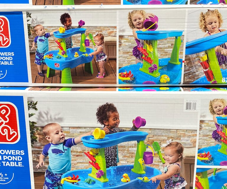 Costco Water Table
