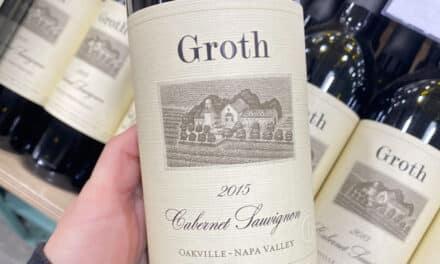 Costco Wine – Groth Cabernet Sauvignon