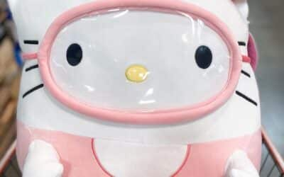 Hello Kitty Squishmallows Now Available IN STORE at Costco Stores!