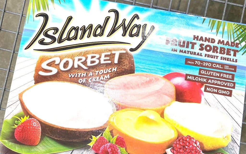 Island Way Sorbet at Costco Review