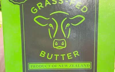 Kirkland Signature Grass-Fed Butter