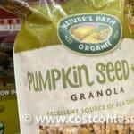 Organic Foods at Costco - Pumpkin Granola