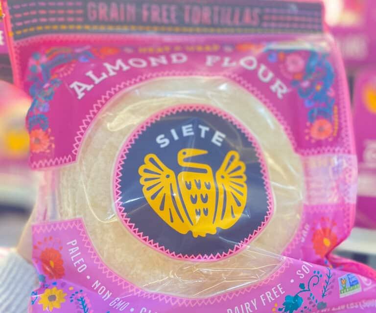 Costco Siete Tortillas – Grain Free, Paleo, Vegan