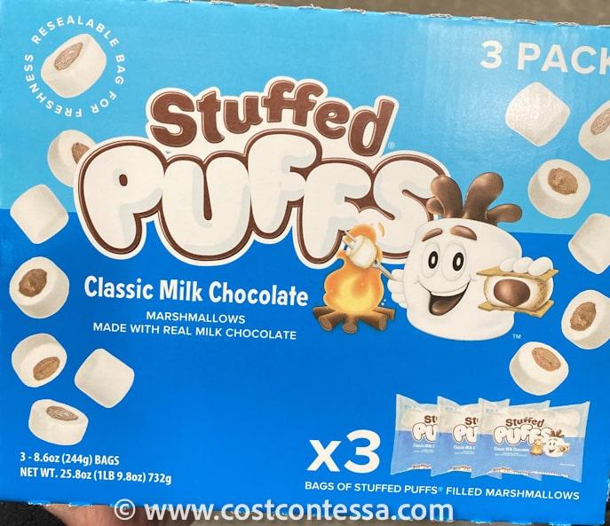 Stuffed Puffs Marshmallows