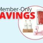 Costco Member Only Savings Coupon Book