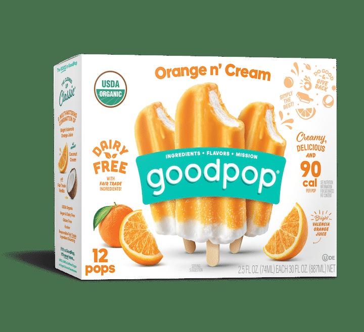 GoodPop Popsicles