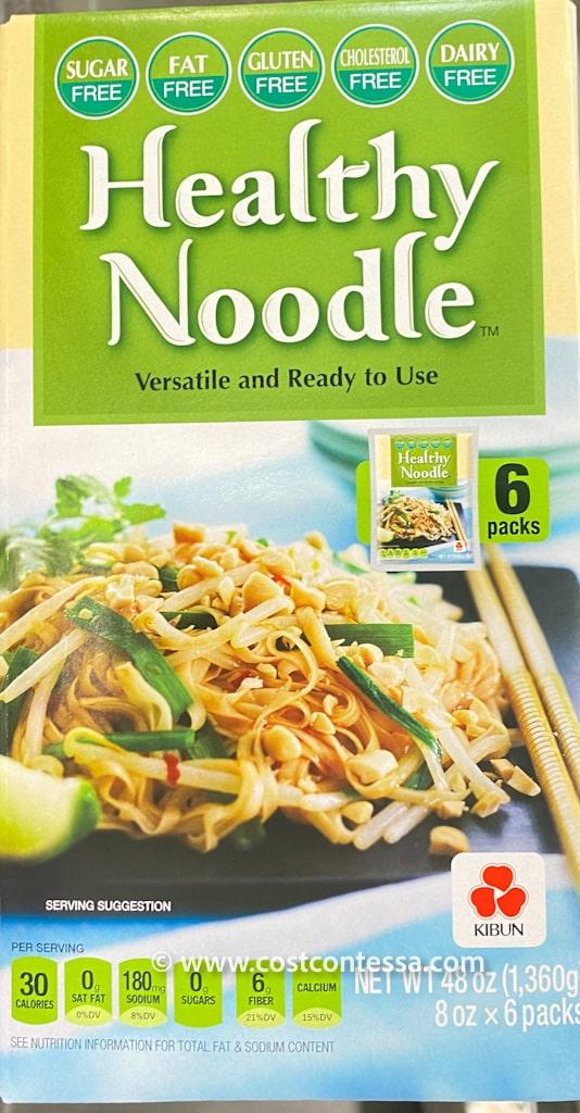 Keto Costco Healthy Noodle - CostContessa