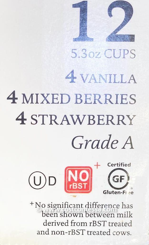 Costco Siggis Yogurt - Low Sugar Icelandic Skyr - CostContessa