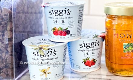 Costco Siggis Yogurt – Low Sugar Icelandic Skyr