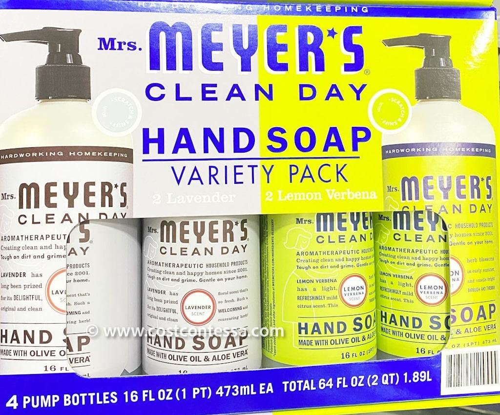 Costco Mrs Meyers Hand Soap - CostContessa