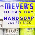 Costco Mrs Meyers Hand Soap