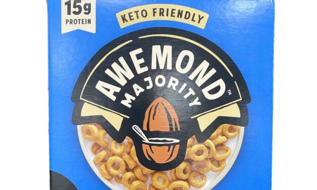 New Costco Keto Cereal Awemond Majority