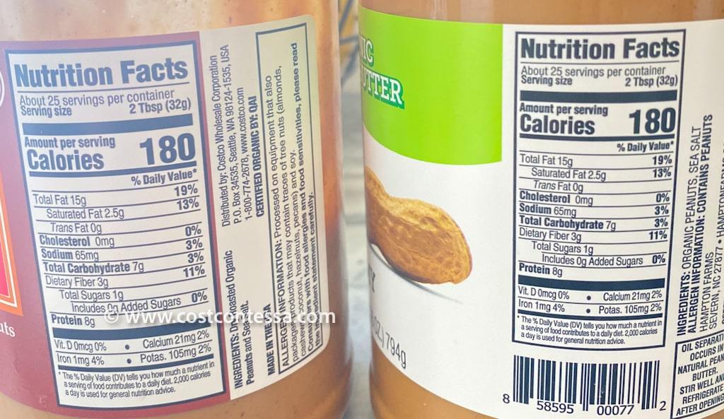 Costco Discontinued Best-Selling Kirkland Organic Peanut Butter - CostContessa