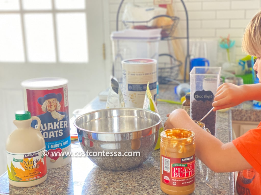 Costco Recipes to Make with Kids