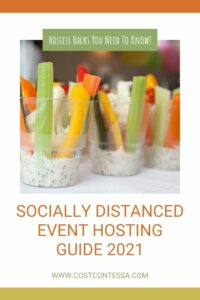 5 TIPS TO HOST A SOCIALLY DISTANCED EVENT IN 2021