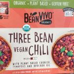 BeanVivo Plant Based Vegan Chili at Costco - Gluten Free and Organic!