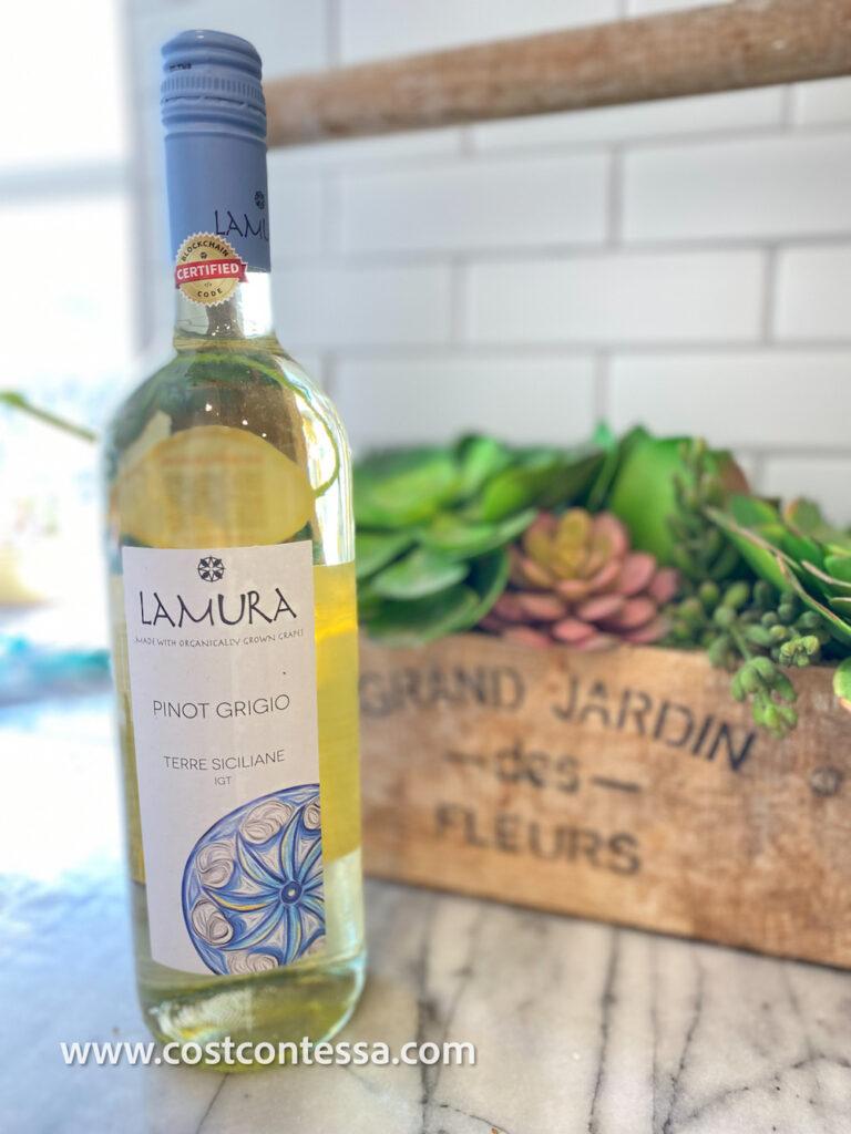 Organic Wine at Costco