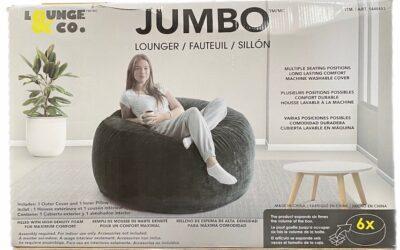 Lounge & Co Jumbo Lounger