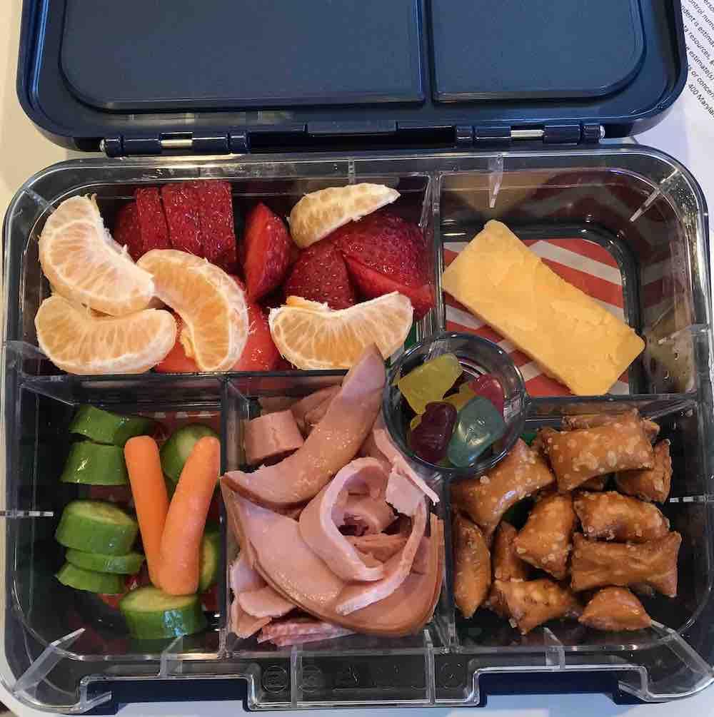 Sandwich-Free Lunchbox Ideas for Kids
