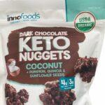 Chocolate Keto Nuggets at Costco