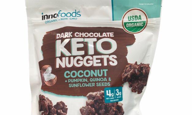 4 Net Carb New Dark Chocolate Keto Nuggets at Costco