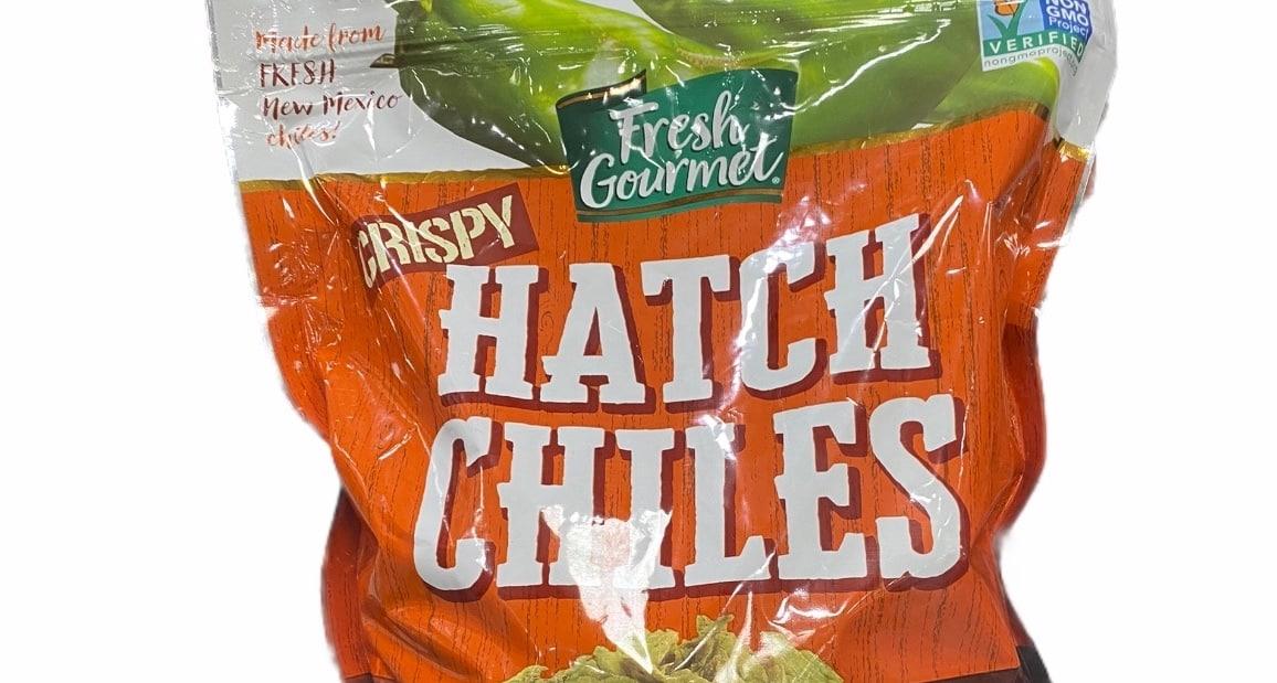 Crispy Hatch Chiles at Costco