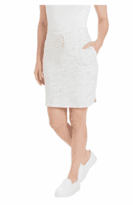 $2 Rounded Hem Summer Skirt at Costco! Women's Clothing Deals - Use the Coupon and Save!