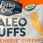Lesser Evil Paleo Puffs