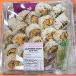 Fresh Sushi Rolls at Costco