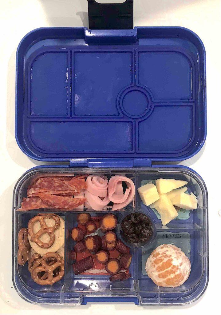 Bento Box Lunch Ideas - Healthy-ish