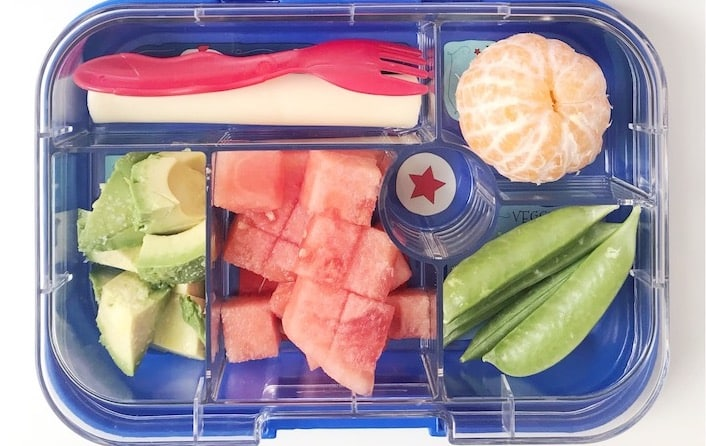 School Bento Lunch box Ideas for Kids