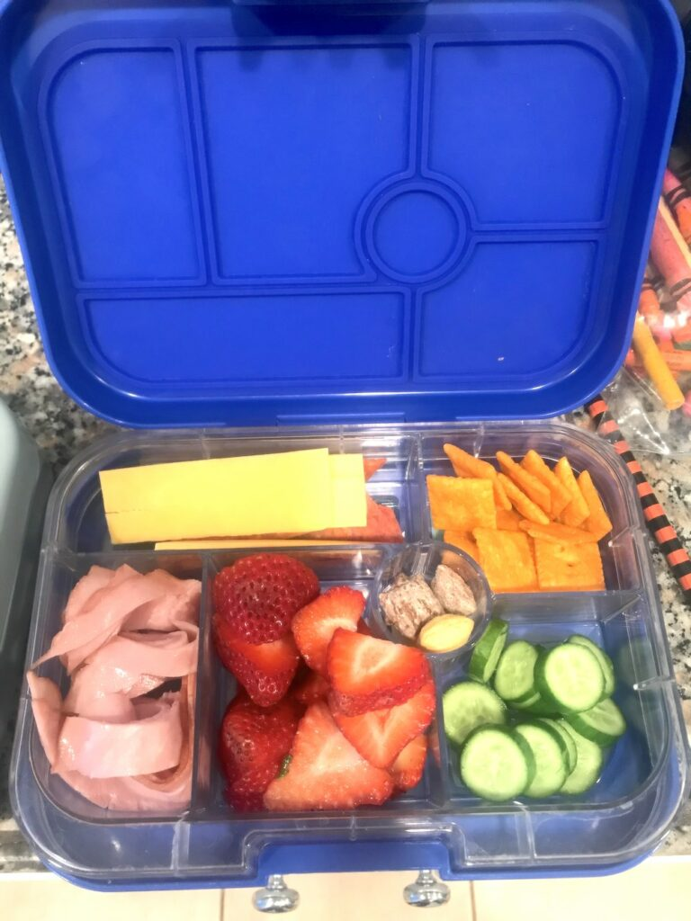 Kids School Bento Lunchbox Ideas from Costco