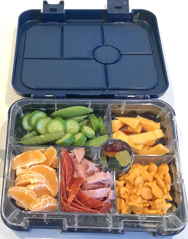 Healthy School Bento Box Lunchbox Packing Ideas