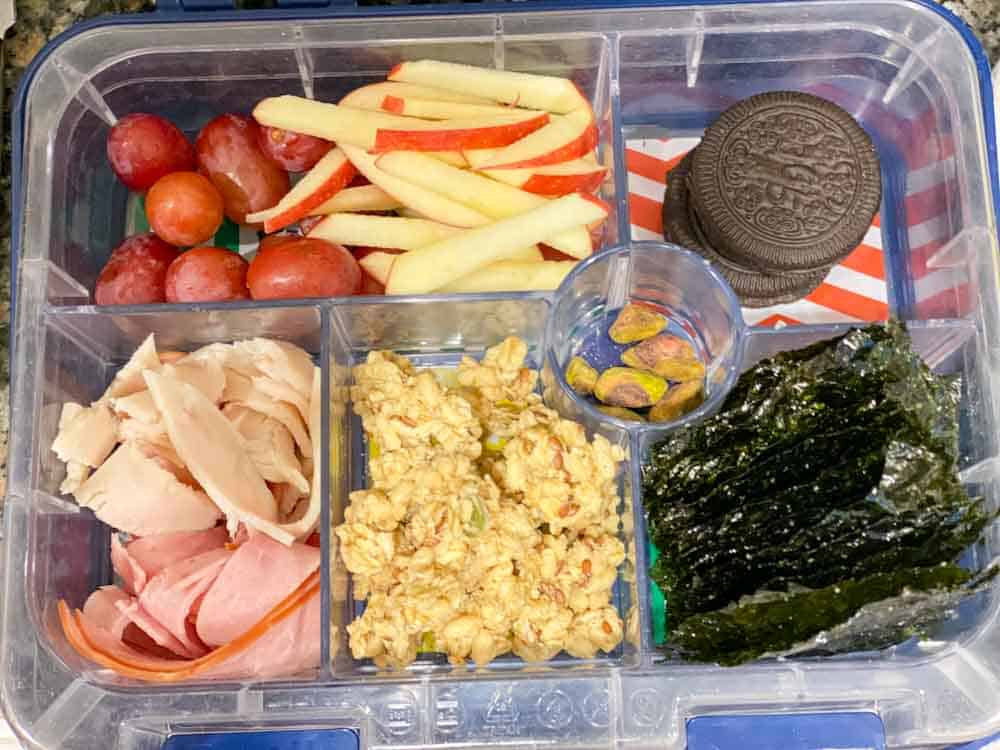 lunchbox ideas for picky kids