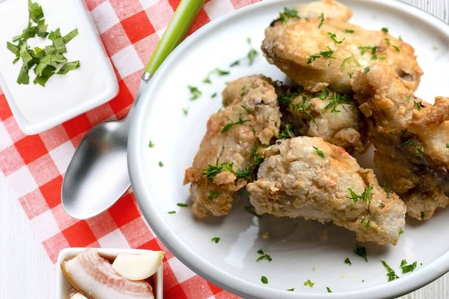 Costco Air Fryer Chicken Drumsticks Recipe - Quick and Easy!