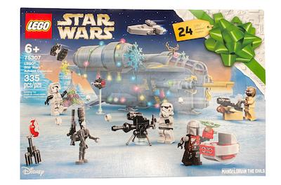 Costco LEGO Advent Calendar 2021