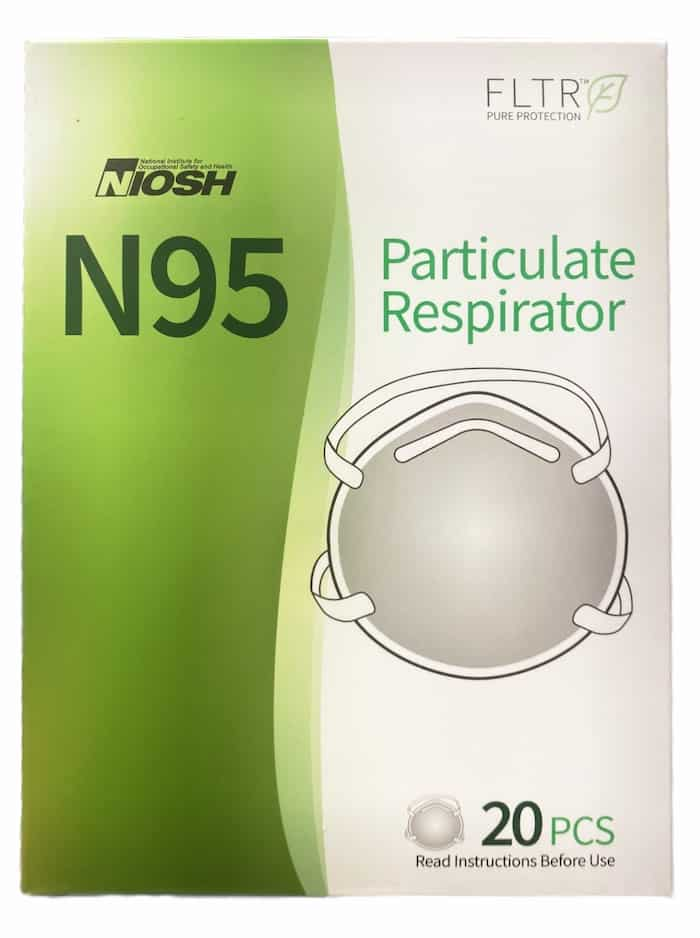 Costco N95 Respirator Face Masks Now In-Store