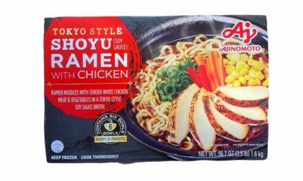 Costco Shoyu Ramen with chicken – Frozen Ramen BowlS
