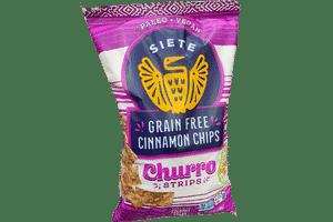 Gluten Free Siete Churro Strips