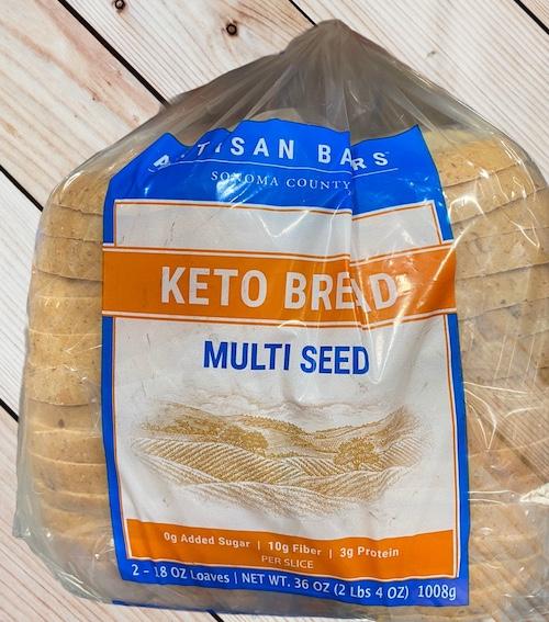 Keto Bread Costco