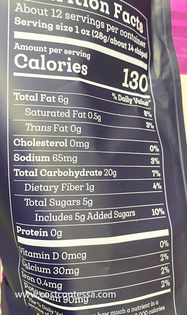 Gluten Free Vegan Churro Strips at Costco from Siete Family Foods