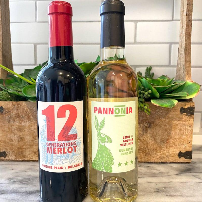 Wine Advent-ure Calendar at Costco